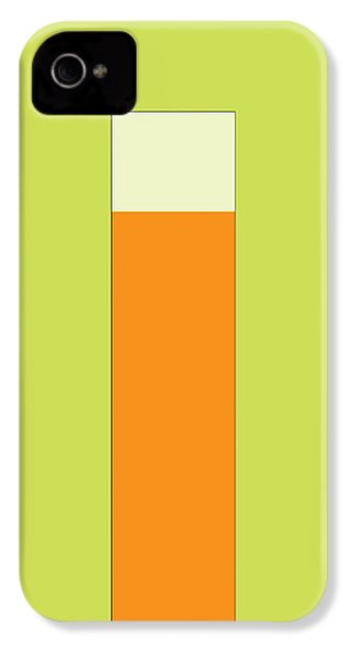 Ula IPhone 4 / 4s Case by Naxart Studio