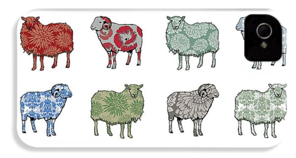 Baa Humbug IPhone 4 / 4s Case by Sarah Hough