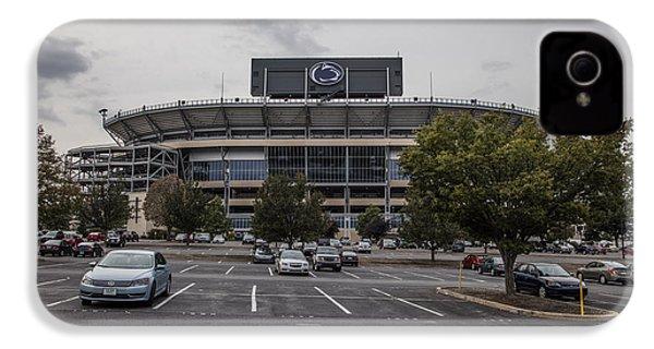 Beaver Stadium Penn State  IPhone 4 / 4s Case by John McGraw