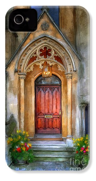 Evensong IPhone 4 / 4s Case by Lois Bryan
