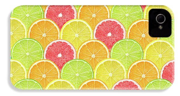 Fresh Fruit  IPhone 4 / 4s Case by Mark Ashkenazi