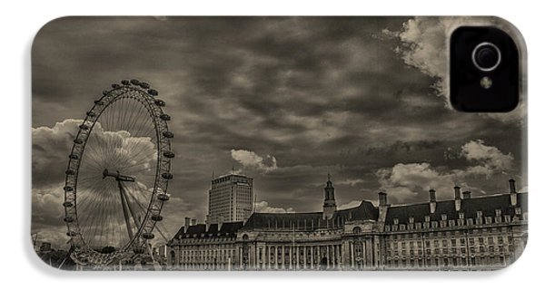 London Eye IPhone 4 / 4s Case by Martin Newman