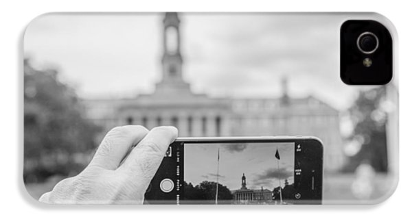 Old Main Penn State  IPhone 4 / 4s Case by John McGraw
