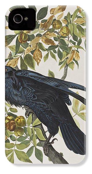 Raven IPhone 4 / 4s Case by John James Audubon
