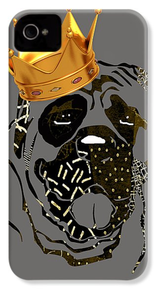 Top Dog Collection IPhone 4 / 4s Case by Marvin Blaine