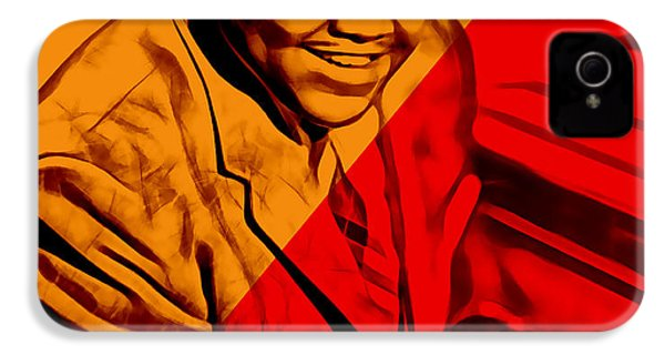 Fats Domino Collection IPhone 4 / 4s Case by Marvin Blaine