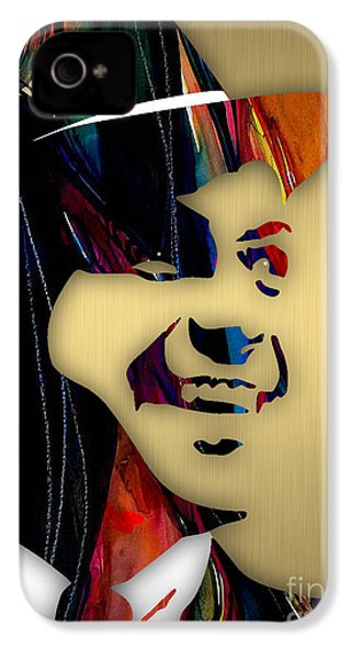 Frank Sinatra Collection IPhone 4 / 4s Case by Marvin Blaine