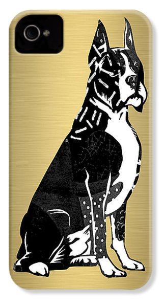 Boxer Collection IPhone 4 / 4s Case by Marvin Blaine