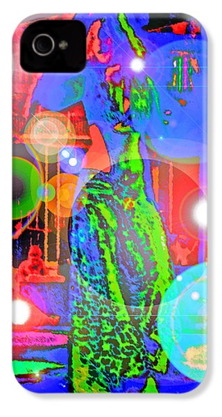 Belly Dance IPhone 4 / 4s Case by Andy Za