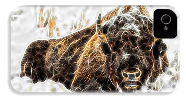 Bison Collection IPhone 4 / 4s Case by Marvin Blaine