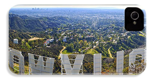 Iconic Hollywood  IPhone 4 / 4s Case by Art K