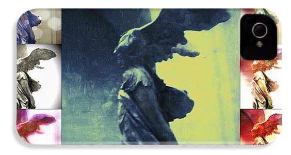 The Winged Victory - Paris - Louvre IPhone 4 / 4s Case by Marianna Mills