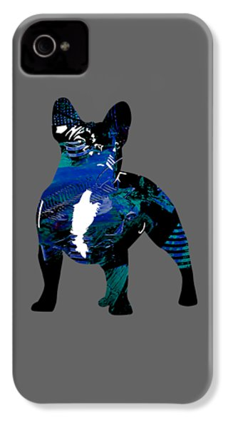 French Bulldog Collection IPhone 4 / 4s Case by Marvin Blaine
