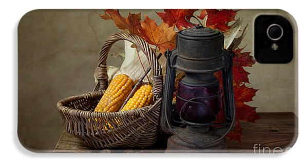 Autumn IPhone 4 / 4s Case by Nailia Schwarz