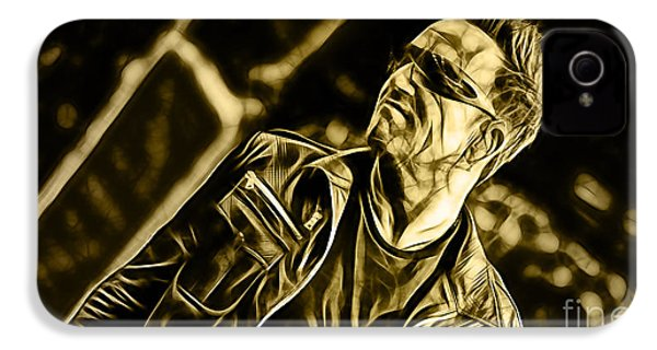 Bono U2 Collection IPhone 4 / 4s Case by Marvin Blaine