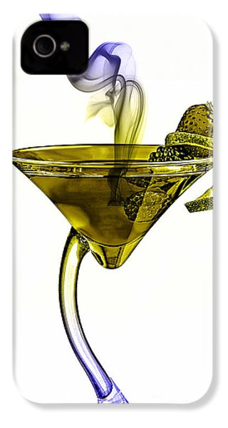 Cocktails Collection IPhone 4 / 4s Case by Marvin Blaine