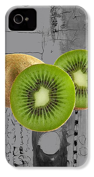 Kiwi Collection IPhone 4 / 4s Case by Marvin Blaine