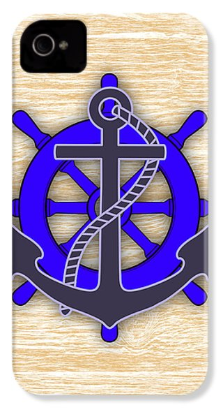 Nautical Collection IPhone 4 / 4s Case by Marvin Blaine