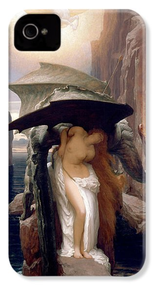 Perseus And Andromeda IPhone 4 / 4s Case by Frederic Leighton