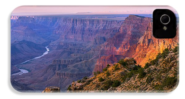 Canyon Glow IPhone 4 / 4s Case by Mikes Nature