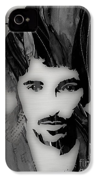 Bruce Springsteen Collection IPhone 4 / 4s Case by Marvin Blaine