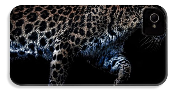 Amur Leopard IPhone 4 / 4s Case by Martin Newman
