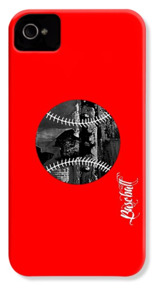 Baseball Collection IPhone 4 / 4s Case by Marvin Blaine
