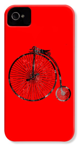 Bicycle Collection IPhone 4 / 4s Case by Marvin Blaine