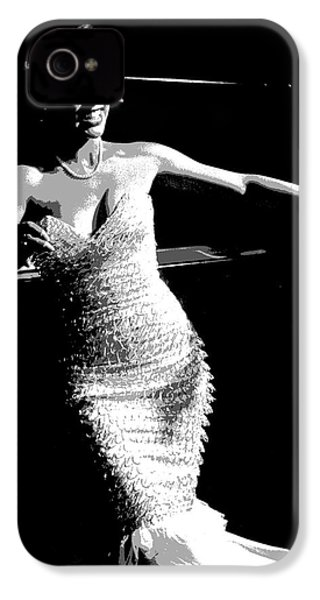 Dorothy Dandridge IPhone 4 / 4s Case by Charles Shoup
