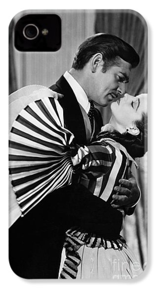 Gone With The Wind, 1939 IPhone 4 / 4s Case by Granger