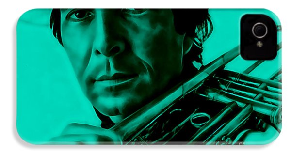 Herb Alpert Collection IPhone 4 / 4s Case by Marvin Blaine