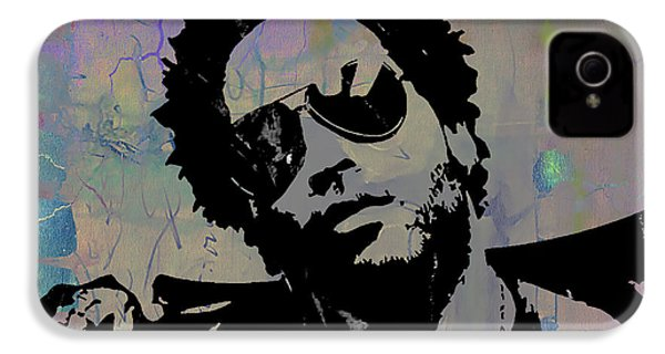 Lenny Kravitz Collection IPhone 4 / 4s Case by Marvin Blaine