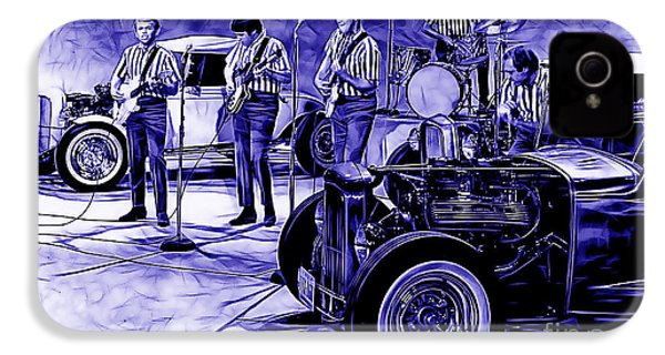 The Beach Boys Collection IPhone 4 / 4s Case by Marvin Blaine