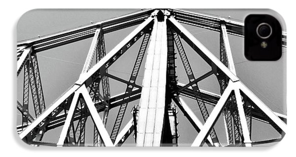 59th Street Bridge No. 88-1 IPhone 4 / 4s Case by Sandy Taylor