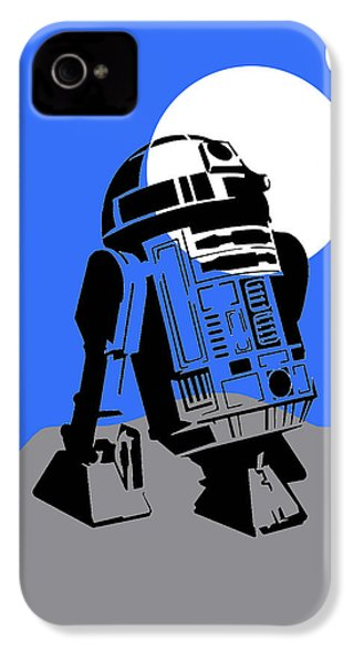 Star Wars R2-d2 Collection IPhone 4 / 4s Case by Marvin Blaine