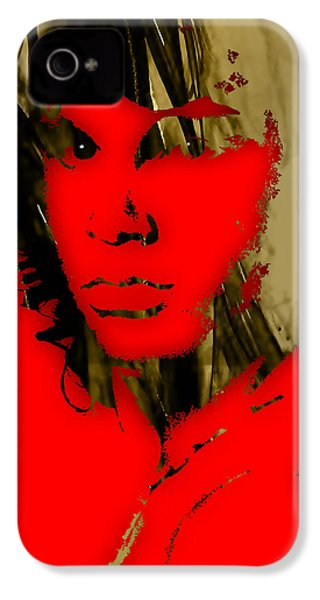 Jim Morrison Collection IPhone 4 / 4s Case by Marvin Blaine