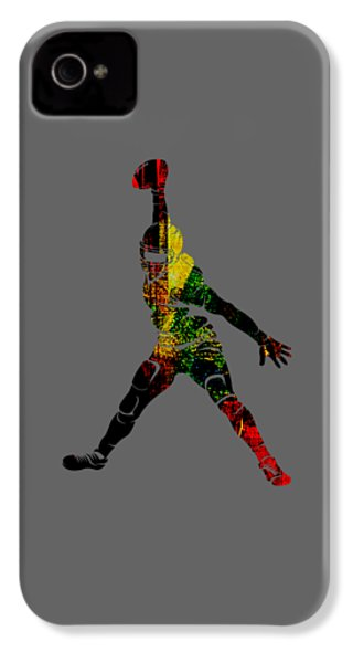 Football Collection IPhone 4 / 4s Case by Marvin Blaine