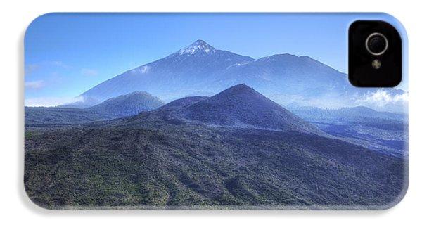 Tenerife - Mount Teide IPhone 4 / 4s Case by Joana Kruse