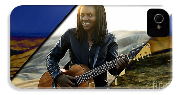Tracy Chapman Collection IPhone 4 / 4s Case by Marvin Blaine