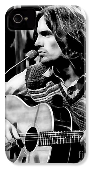 James Taylor Collection IPhone 4 / 4s Case by Marvin Blaine