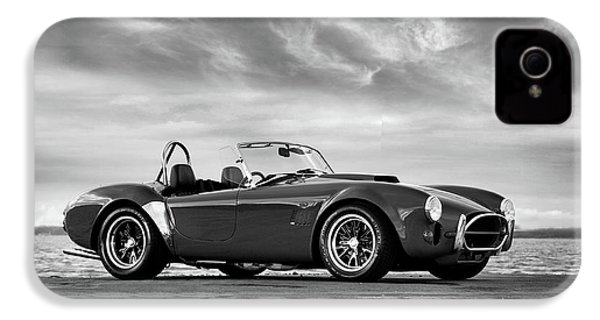 Ac Shelby Cobra IPhone 4 / 4s Case by Mark Rogan