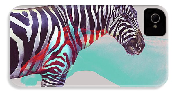 Adapt To The Unknown IPhone 4 / 4s Case by Uma Gokhale