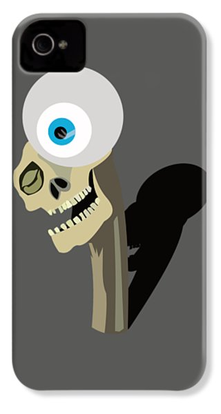 Alfred Kubin IPhone 4 / 4s Case by Michael Jordan