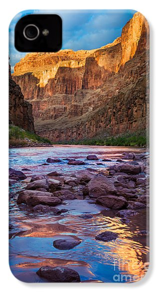 Ancient Shore IPhone 4 / 4s Case by Inge Johnsson