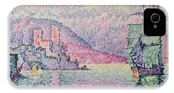 Antibes IPhone 4 / 4s Case by Paul Signac