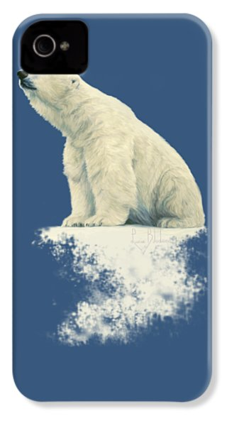Something In The Air IPhone 4 / 4s Case by Lucie Bilodeau
