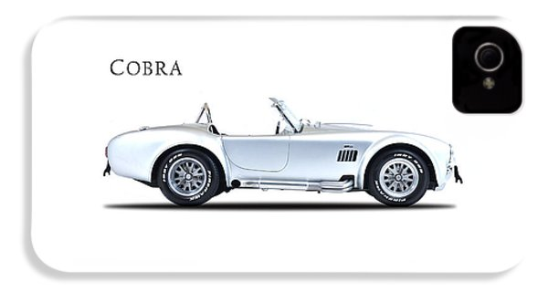 The Shelby Cobra IPhone 4 / 4s Case by Mark Rogan