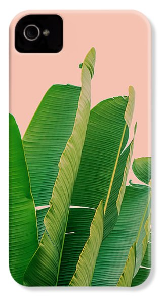 Banana Leaves IPhone 4 / 4s Case by Rafael Farias