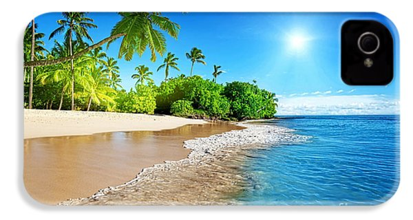 Beach Collection IPhone 4 / 4s Case by Marvin Blaine