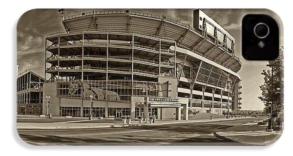 Beaver Stadium IPhone 4 / 4s Case by Jack Paolini